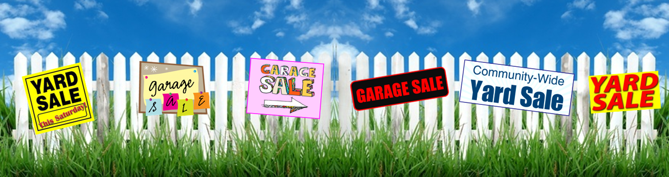 Histon and Impington Garage & Yard Sale